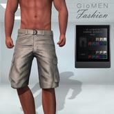 G I O M E N - Cargo Shorts HUD