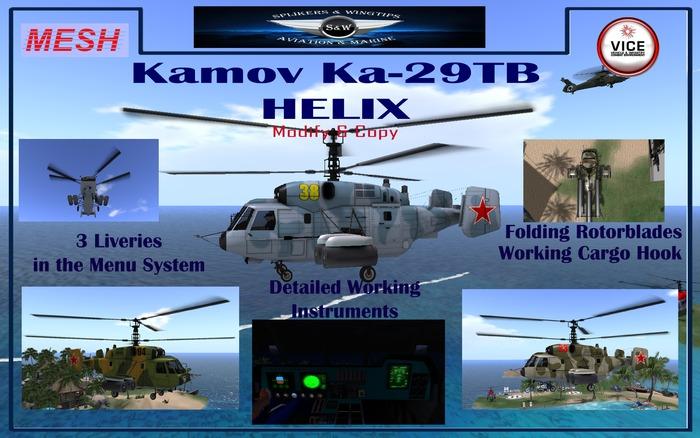 Kamov Ka-29TB HELIX
