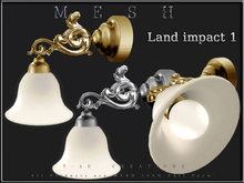 T-3D Creations [ SCONCE ] MESH - Full Perm -