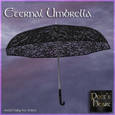 Poet's Heart - Eternal Umbrella