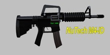 NuTech M4-ID Rifle v1.1 (with your name on it!)