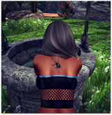 Spider tattoo with wowmeh appliers - (tm) Freeky