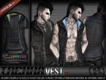 Razor /// Trekka Vest w/ Shirt - 2.0 Updated!