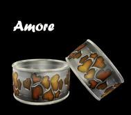 Amore Orange Bracelet
