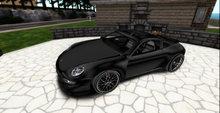 carro Porsche Carrera Gt (Seduta Buona)