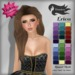 *NEW RELEASE* Tameless Hair Erica (MESH) - Fantasy