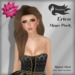 *NEW RELEASE* Tameless Hair Erica (MESH) - Mega Pack