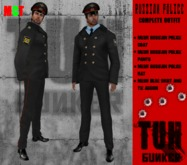 TUH Bunker- Russian Police  Outfit