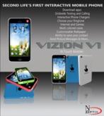 Vizion V1 Phone DEMO