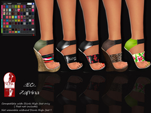 %.:EC:. Bag Zafrina**[For Slink High Feet] (Wear me)
