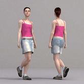 walk woman1 (BOX)