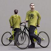 BICYCLE MAN (BOX)