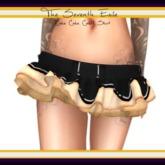 The Seventh Exile: Cake Cake Cake! Skirt - Licorice