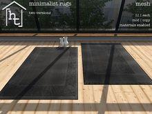 [ht:home] minimalist rugs
