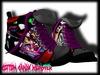 Cartoon sneakers   ahhh! monsters