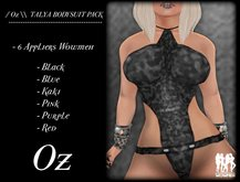 // Oz \\ TALYA BODYSUIT PACK