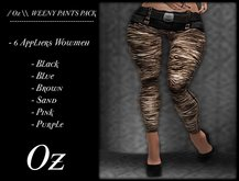 // Oz \\ WEENY PANTS PACK
