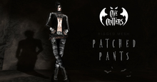 .:CAVE CRITTERS:. - PATCHED PANTS