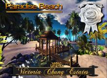 PARADISE BEACH DESIGN - Free @ Victoria Chung Estates!!!