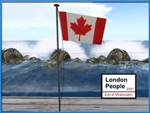 Copy Canada Flag ~ Happy Canada Day