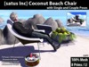 [satus Inc] Coconut Beach Chair