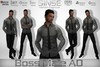 [SINSE] Boss Male AO Motion Capture Optical Series