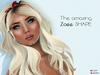 TweetySHAPE -  2 AMAZING bodymesh CURVY Zoee SHAPEs