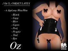 // Oz \\ CORSET LATEX