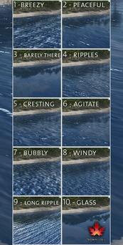 Trompe Loeil - Water Normal Maps (Set of 10) 2014