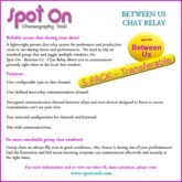 Spot On - Between Us - Chat Relay V1.1 - 5 pack - (Boxed)