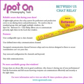 Spot On - Between Us - Chat Relay V1.1 - 10 pack - (Boxed)
