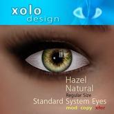 XOLO Hazel Eyes non-mesh
