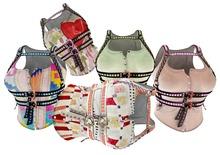 PROMO - ShuShu PIRAT KISS harness top wearable demo MESH - shushu congrejo