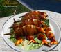 Aphrodite seafood: BBQ grilled squids platter