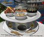 """Aphrodite seafood: """"Silver seahorse"""" Mussels, shrimps and scallops feast platter"""