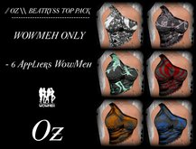 // OZ \\ BEATRYSS TOP PACK