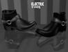 EF*-* Aidonia Shoes Black (galashoes)
