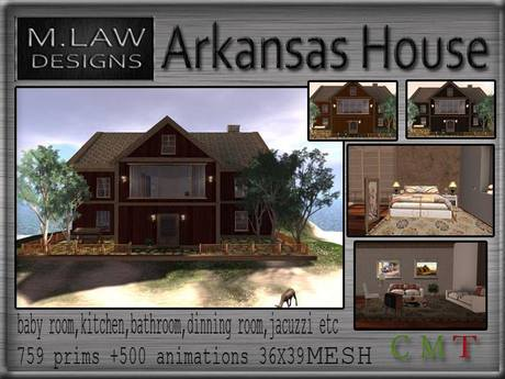 .:M.LAW:. Arkansas house  Box