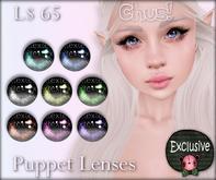 Chus! Puppet Lenses