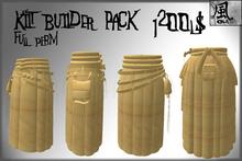 <KAZE> Full Perm Kilt Builder Pack
