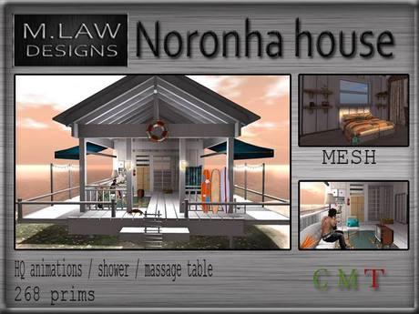 .:M.LAW.: NORONHA HOUSE BOX