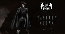 .:CAVE CRITTERS:. - VAMPIRE CLOAK (M)