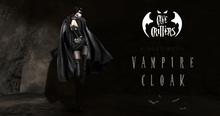 .:CAVE CRITTERS:. - VAMPIRE CLOAK (F)