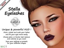 Gaeline Cosmetics - Stella Mesh Eyelashes DEMO : just sublimate your eyes !