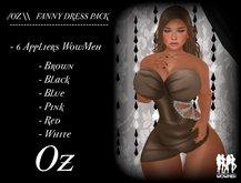 //OZ \\  FANNY DRESS PACK