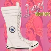 [LX] Luxury Hightops White