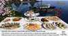 Aphrodite seafood: seafood buffet complete tables for catering or weddings!