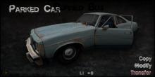 AS Parked Car / LI =5 / Decor