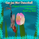 GOR-ジュースMerのダンスボール - シェル