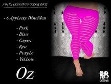 // Oz \\ LEGGINGS COLOR PACK